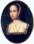 Queen Anne Boleyn, circa 1533