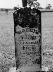 Celia (Burks) Shelton  Duncan Cemetery, Miller County, Missouri