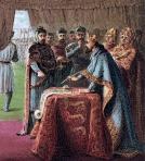 Charlemagne Magna Carta