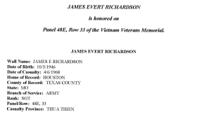 James Evert Richardson